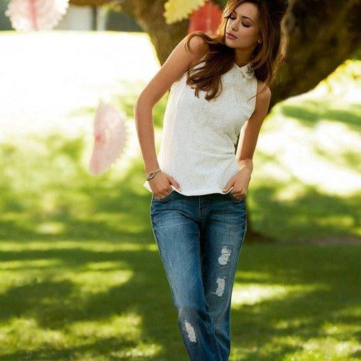 Tom-Tailor. Женские джинсы